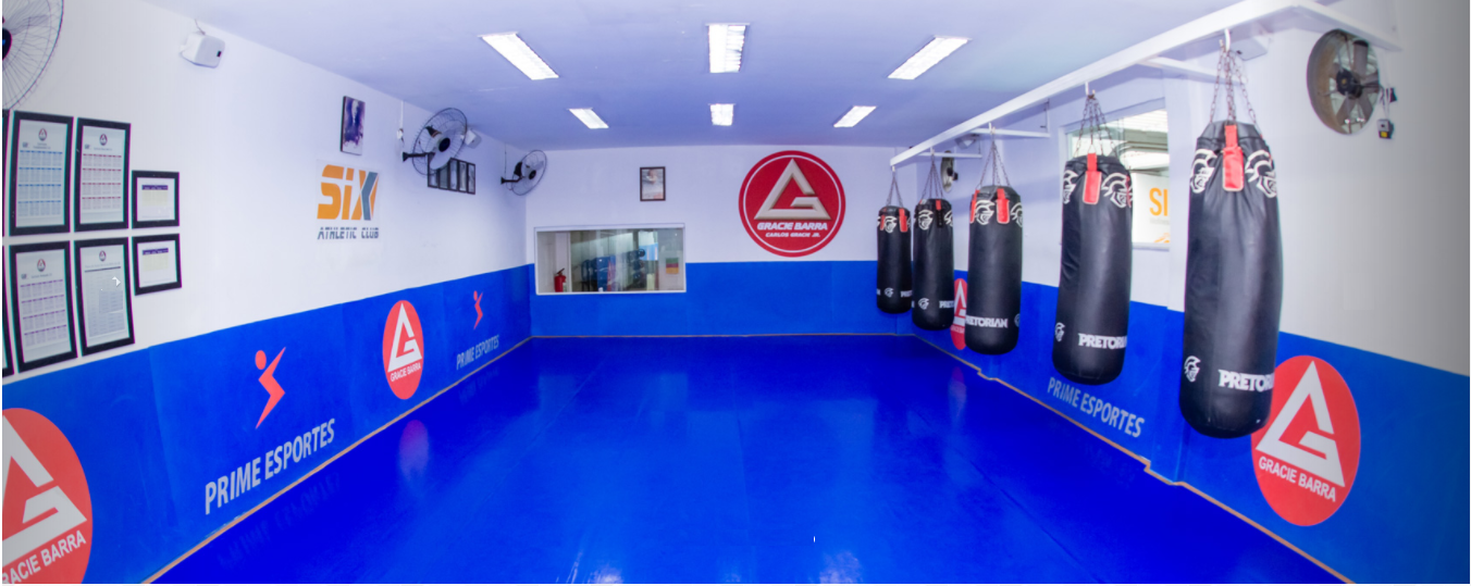 Gracie Barra Tijuca